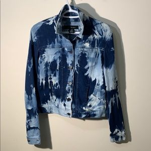 Calvin Klein super cute jean jacket